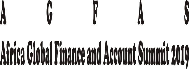 1ST AFRICA GLOBAL FINANCE AND ACCOUNT SUMMIT 2019 Venue: Benue Hotels and Resort. Date: 20-22 November, 2019